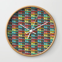 Videogame Controller Wall Clock by drivenbymountains