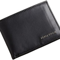 Nautica Men's Slim Passcase