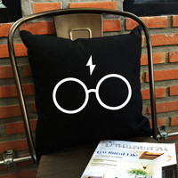 Potterhead Pillow cover Harry potter Throw Pillow cover