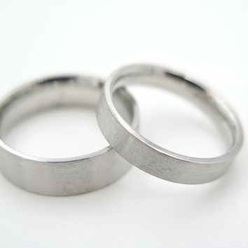 2pcs,his and hers rings,ture love ring,couple ring set, his and her promise rings, best friend rings, friendship rings, free engraving