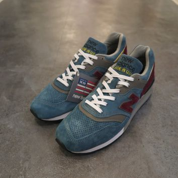 BC HCXX New Balance M997DTE Made in USA