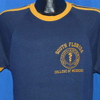 70s University South Florida College of Medicine t-shirt Medium