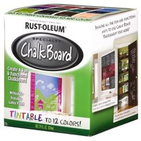 Rust-Oleum Specialty 29-oz. Tintable Chalkbord Paint-243783 at The Home Depot
