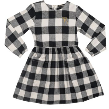 RYB Flannel Buffalo Dress