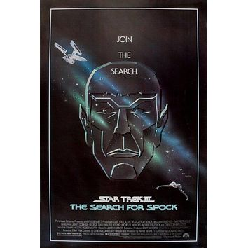Vintage Star Trek Poster//Classic Movie Poster//Movie Poster//Poster Reprint//Home Decor//Wall Decor//Vintage Art