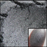 Grayves Black Mica for frankenpolish soap cosmetics mineral makeup eyeshadow lipgloss and more