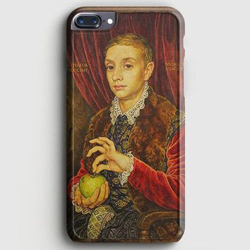 Boy With Apple Grand Budapest Hotel iPhone 7 Plus Case