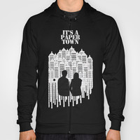 It's a Paper Town Hoody by Anthony Londer