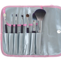 Portable 7-pcs Hot Sale Make-up Brush Set = 4831018180