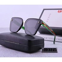 GUCCI Popular Women Casual Summer Style Sun Shades Eyeglasses Glasses Sunglasses 4#