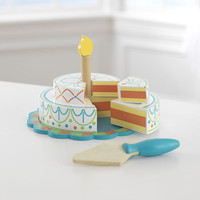 KidKraft Bright Tiered Celebration Cake - 63383
