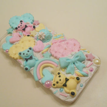 Pastel Kawaii Phone Case by ScreamShopaholic on Etsy