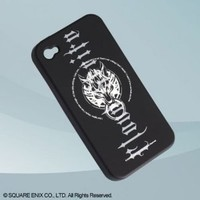 Final Fantasy Advent Children: Cloudy Wolf (Cloud) iPhone 4 Case