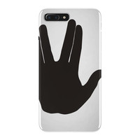 llap live long and proper iPhone 7 Plus Case