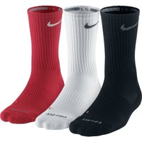 Nike Dri-Fit Crew Sock 3 Pack - Dick's Sporting Goods