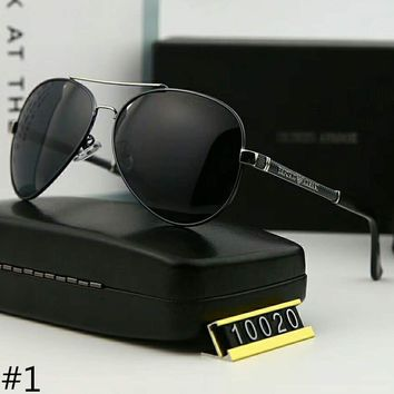 Armani 2018 Men Fashion Trendy Polarized Casual Sunglasses F-A-SDYJ #1