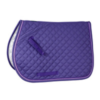 Rider's International All-Purpose Pad with Double Piping | Dover Saddlery