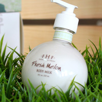 Fresh Melon Body Milk 8oz Pump Top