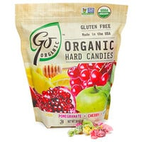 GoNaturally Organic Hard Candy - Assorted: 30-Ounce Bag