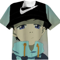 FLCL SADBOYS created by waifu | Print All Over Me