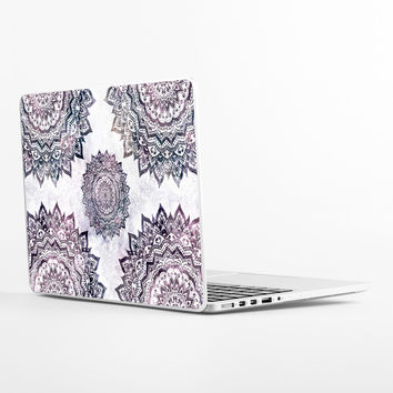 Jewel Mandala Laptop Skin