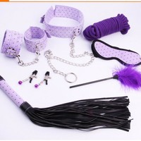 Hot Sale Hot Deal On Sale Cotton Necklace Sex Toy Handcuffs [6627997059]
