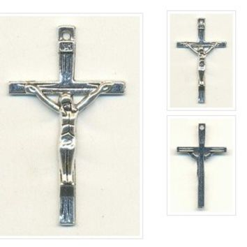 Crucifix Necklace-Cross Necklace-Biblical Necklace from Nicole Ray