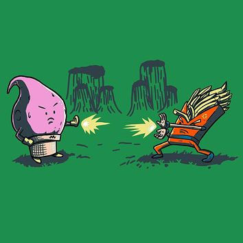 DBZ Food Fight