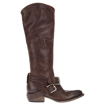 Matisse Wildwest - Brown Tall Western Boots