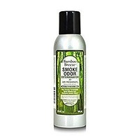 Smoke Odor Exterminator & Air Freshener Spray Bamboo Breeze