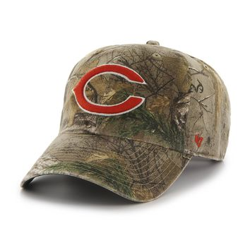 Chicago Bears Big Buck Realtree Clean Up Adjustable Hat