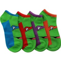 Teenage Mutant Ninja Turtles Sock Set (4 Pack)