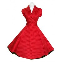 H&R Alana Dress Red