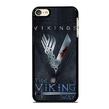 VIKINGS THE VIKING WAY iPod 4 5 6 Case