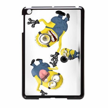 Despicable Me Funny Minion Fly iPad Mini Case