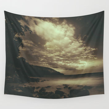 Hyperion Wall Tapestry by HappyMelvin