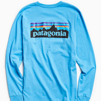 Patagonia P-G Logo Long Sleeve Tee - Urban Outfitters