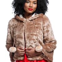 Star Trek Tribble Faux Fur Coat