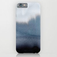 In Blue iPhone & iPod Case by Georgiana Paraschiv