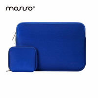 MOSISO Waterproof 15.6inch Laptop Bag Carry Case For Macbook Pro 15''/Asus/Acer Neoprene Notebook Computer Sleeve Cover Handbag