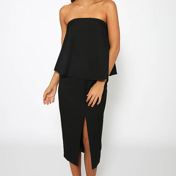 Alba Dress - Black