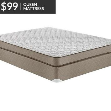 "Hampton and Rhodes HR100 6.5"" Firm Mattress"