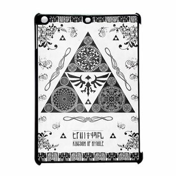 Zelda Triforce Logo iPad Air Case
