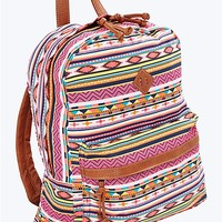 Neon Southwest Backpack