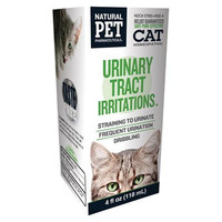 King Bio Homeopathic Natural Pet Cat Urinary Tract Irritations (1x4 Oz)