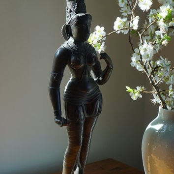 Bronze Parvati // Lost Wax // Chola Tradition // Tanjore