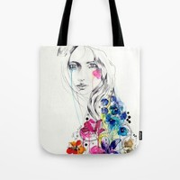 Lost Tote Bag by Holly Sharpe