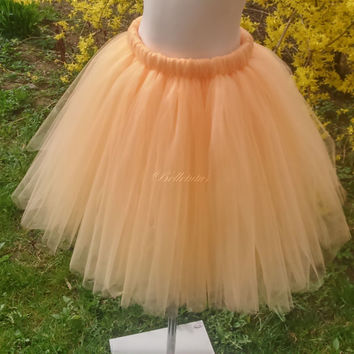 Adult tutu skirt- adult full tutu- adult fluffy tutu- melon tutu- adult wedding tutu- adult party tutu- bachelorette tutu- bridesmaids tutu