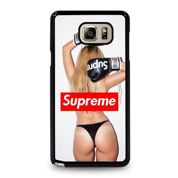 SEXY GIRL SUPREME Samsung Galaxy Note 5 Case Cover