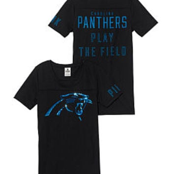 Carolina Panthers Bling Tee - PINK - Victoria's Secret